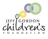 Jeff Gordon Children's Foundation is to support children battling cancer by funding programs that improve patients' quality of life, treatment programs that increase survivorship and pediatric medical research dedicated to finding a cure.  The Foundation provides support to the Jeff Gordon's Children's Hospital, which serves children in the community by providing a high level of primary and specialty care, regardless of their ability to pay. http://www.jeffgordonchildrensfoundation.org