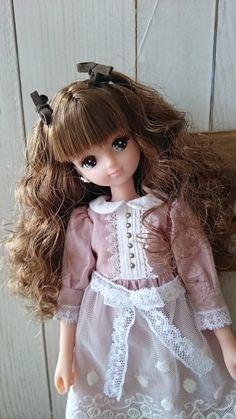 ふわふわきらちゃん1869 Fairy Art, Ball Jointed Dolls, Art Dolls, Harajuku, Flower Girl Dresses, Wedding Dresses, Cute, Sewing, Google