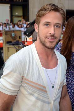 Ryan Gosling- Jon did say he wants Ryan's wardrobe. =)
