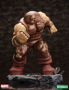 Juggernaut -Danger Room Sessions- Fine Art Statue - Kotobukiya