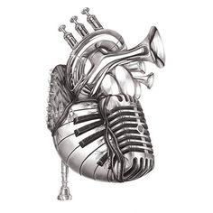 Heart of Music by Master Penman, Jake Weidmann