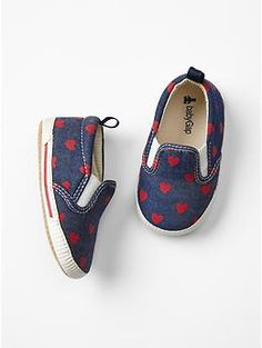 Heart slip-on sneakers | Gap