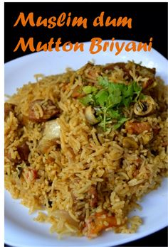 Usually our sunday menu goes for pot meal. Muslim Dum briyani has been a regular visitor on our dinning table, this dish is very muc. Bangladeshi Recipes, Bangladeshi Food, Rice Recipes, Indian Food Recipes, Cooking Recipes, Healthy Recipes, Indian Fried Chicken, Briyani Recipe, Indian Meal