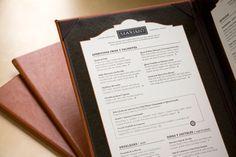 MAXIMO menu design