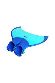 Body Glove Mermaid Linden Monofin-Blue - Body glove mermaid linden mono FIN features high efficiency water channels, bottom drain hole with adjustable Strap, one size for ages 5 +. Mermaid Top, Mermaid Swimsuit, How To Swim Faster, Monofin Mermaid Tail, Professional Swimmers, Fin Fun Mermaid Tails, Mermaid Swimming, Best Swimming, Blue Bodies