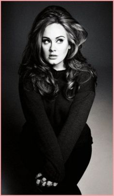 Adele...I'm OFFICIALLY OBSESSED!