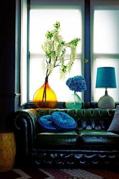 Apartamento criativo em Londres