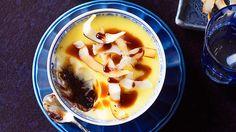 Black sticky rice creams recipe : SBS Food #asiancuisine