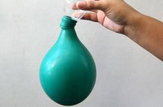 wikiHow to Blow up a Balloon With Baking Soda and Vinegar -- via wikiHow.com