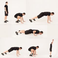 5 reasons to love the Burpees!