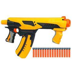 """Nerf Dart Tag Quick 16 Blaster - Hasbro - Toys """"R"""" Us"""