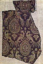 FIGURATIVE FABRICS  Period   End of 1300- beginning of 1500