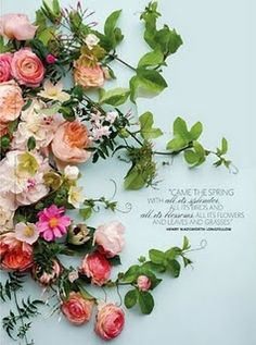this is just all so pretty... i foresee a new wedding invitation...