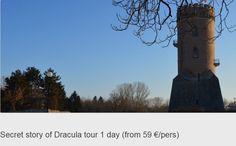 Secret story of #Dracula tour 1 day | Secret Romania