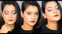 Christmas/New Years Eve Makeup Look | Aarushi Jain