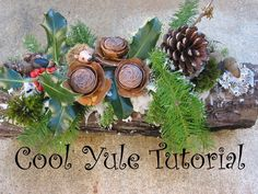 Great Website to make your own gifts/decorations for Yule/Winter Solstice/Hanukkah/Christmas/ ... The Winter Season http://www.greenkitchen.com/blog/uploaded_images/Cool_yule_tutorial-726706.jpg