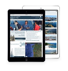 """""""El camino del Mar"""" diseño web y posicionamiento. #diseño #web"""