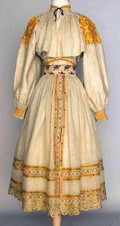 Slovakian Costume