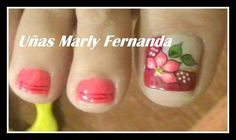 Uñas pies Pedicure Designs, Toe Nail Designs, Pretty Toes, Pretty Nails, Cute Pedicures, Toe Polish, Feet Nails, Toe Nail Art, Fabulous Nails
