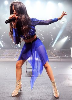 Fifth Harmony perform at the Fillmore in Miami Beach, Florida - 7/29