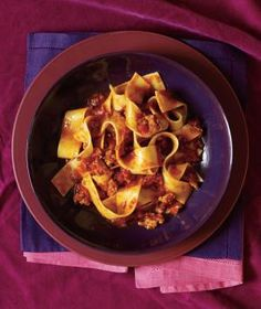 Slow-Cooker Bolognese Sauce http://www.realsimple.com/food-recipes/browse-all-recipes/slow-cooker-recipe-bolognese-sauce