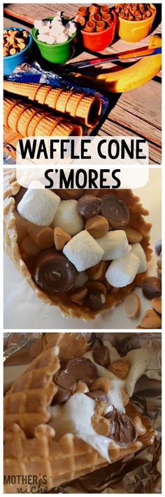 The Best S'mores You Will Ever Have. I made these in the oven and had them 3 days in a row! summer food ideas #summer summer drinks