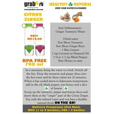 Keep Yourself Healthy ~ GRABit.my