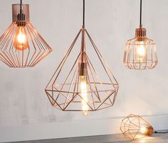 Sobremesa TARBES - Leroy Merlin Color Cobre, Santa Maria, My Room, Lamp Light, Lighting Design, Light Fixtures, House Design, Ceiling Lights, Inspiration