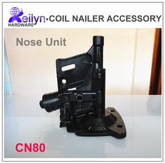 59.99$  Buy here - http://alikpb.worldwells.pw/go.php?t=32652842117 - CN80 nose unit nuzzle set for Nail Gun CN80  accessory for Coil Nailer  Max, Bostitch, Senco,CN80 PAL83 59.99$