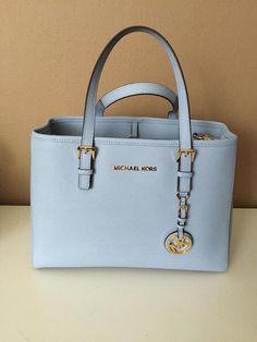 #babyblue #handbag #MichaelKors