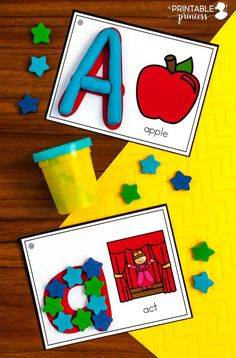 Letters and Letter S