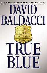 David Baldacci-True Blue  $6.99