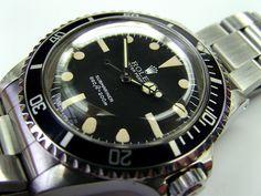 Vintage Rolex Submariner #5513