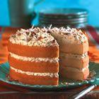 pig picking cake Recipe- with mandarin oranges!
