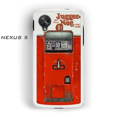 Juggernog machine for Nexus 4/Nexus 5 phonecases