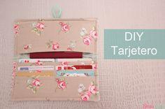 DIY TarjeteroDIY Tarjetero