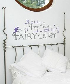 Take a look at this Gray 'Fairy Dust' Wall Decal Set by Sissy Little on #zulily today!