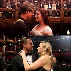 Kate Winslet and Leonardo DiCaprio Leonardo And Kate, Kate Winslet And Leonardo, Leonardo Dicaprio Kate Winslet, Titanic, 6 Person Tent, Then And Now Pictures, Leo And Kate, Feminism Quotes, Cinema