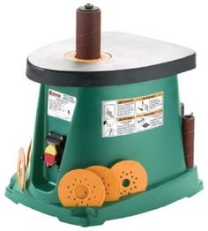 Buy Grizzly G0739 Oscillating Spindle Sander by Home-Improvement-C
