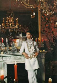 7 Great Gloria Vanderbilt Moments from the T&C; Archive is part of Fall fashion Tips Long Sleeve - When asked how to stay young, Vanderbilt advised T&C readers to be happy, to exercise, and not to overeat or overdrink Givenchy, Valentino, Robert Mapplethorpe, Annie Leibovitz, Richard Avedon, Elsa Peretti, Carolina Herrera, 1960s Fashion, Vintage Fashion