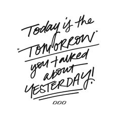 Let today be THE DAY you move just one step closer to whatever you've been dreaming about. Positive Quotes, Motivational Quotes, Inspirational Quotes, Positive Vibes, Babe Quotes, Word Of Advice, Pretty Quotes, Powerful Words, Happy Thoughts