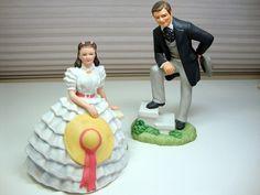 Avon Rhett Butler and Scarlett O'Hara Figurines Gone with the Wind Romance on Etsy, $70.00