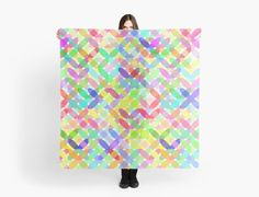 CrissCross by mirimo #scarf