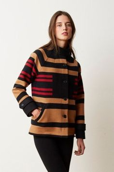 Pendleton Portland Collection Toboggan Coat - PRE ORDER