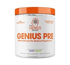 Are you taking Genius PRE? Check out our review or leave a comment if you have and let us know your results so far. Vegan Pre Workout, Good Pre Workout, Ketogenic Supplements, Gym Supplements, Beta Alanine, Muscle Builder, Pre Workout Supplement, Muscle Recovery