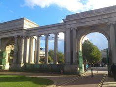 Hyde Park Corner in London, Greater London