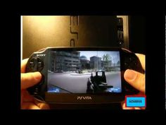Battlefield 3 for PS3 Running PERFECTLY on Hacked PlayStation Vita