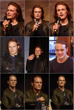 farfarawaysite:  Site Update: Sam Heughan - Ring Con 2015 [18 HQ Tagless Stills] Please consider a reblog to help spread awareness of our galleries.