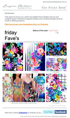 Friday Fave's 25th October 2013