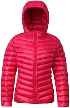 Buy Rokka Rolla Women's Ultra Lightweight Hooded Packable Puffer Down Jacket online - Topselectsclothing Mini Pencil Skirt, Aviator Jackets, Winter Outfits Women, Work Tops, Jackets Online, Puffer Jackets, Workout Shirts, Clothing, Outfits